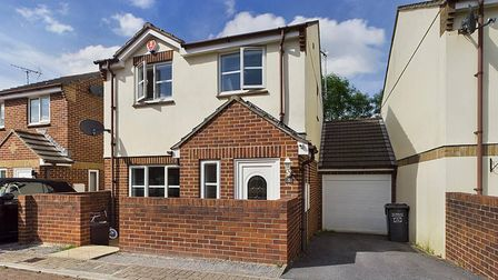 The property in Orkney Close, Torquay