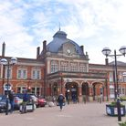 Norwich City Centre, Norwich train station exterior Pictures: BRITTANY WOODMAN