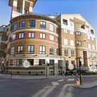 Angel Square in Islington has been sold.
