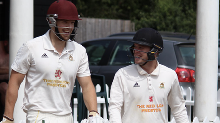 James Stevens made a wonderful 93 as Preston beat Langleybury in the Herts Cricket League.