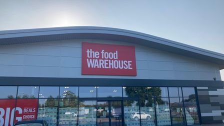 The Food Warehouse will open on July 27.