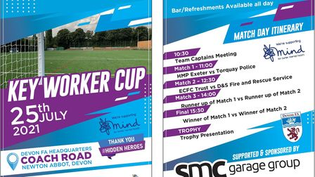 Key Worker Cup