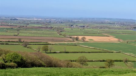 Vast, airy views from Corton Ridge make this a glorious stretch of walking