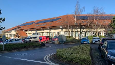 North Norfolk District Council's headquarters in Holt Road, Cromer could be used as a park-and-ride