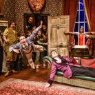 The Play That Goes Wrong UK tour cast
