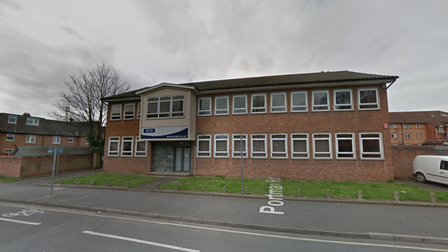 A building in Portman Road could become a dental clinic run by Cambridgeshire Community Services NHS Trust