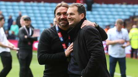 Head coach Daniel Farke and sporting director Stuart Webber have made their mark at Norwich City
