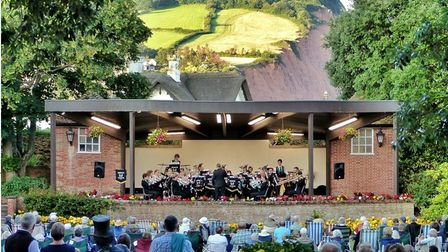 The band is looking forward to restarting public performances