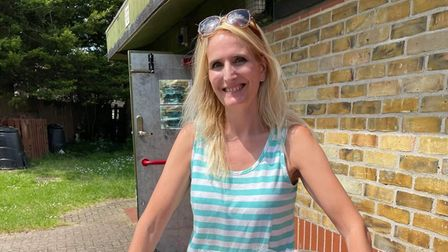 Lynda Groves, 49, said she has been harassed and catcalled since the age of 12