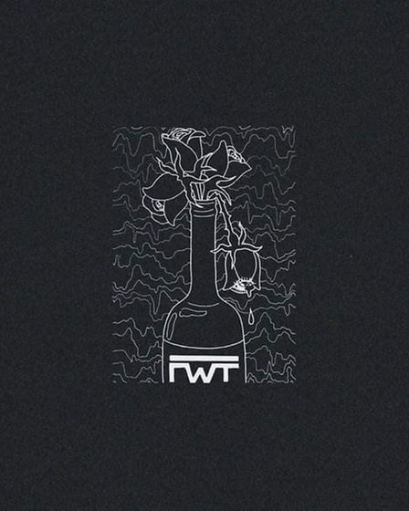 Red Wine Talk's new albumThe Beauty and Elegance of Drinking Alone which is set for release on Friday, August 13