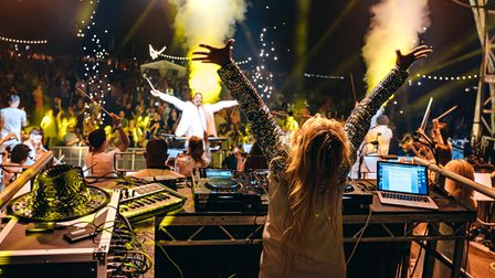 Goldierocks will perform atthe 2021 Classic Ibiza concert in the grounds of Hatfield House.