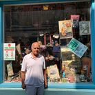 Bob Borzello has attracted attention for his shop that isn't a shop.