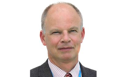 Ian Currie, medical director of Torbay and South Devon NHS Foundation Trust