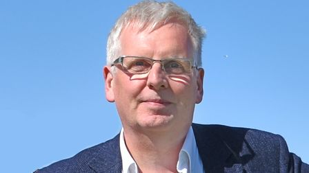 Charles Kitchin - CityFibre's City Manager for Lowestoft.