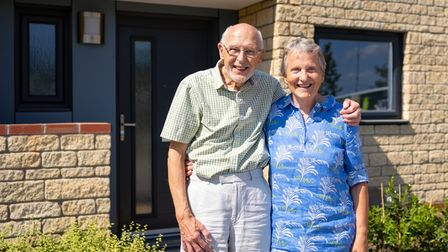 Yatton's Eaton Park welcomes first residents