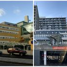 The Royal Free in Hampstead and the Whittington Hospital in Archway