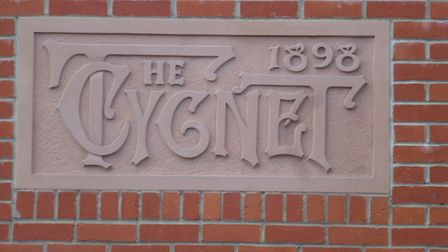A nod to the former Cygnet pub in Norwich which no longer exists.