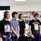 Eighty-seven students and teachers atThe King Alfred School Academy Sixth Form have released a charity single.