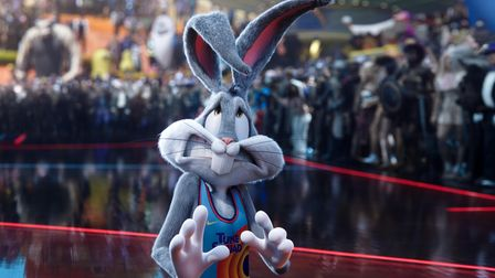 Bugs Bunny in Space Jam: A New Legacy.