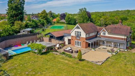 This 1.4m property off Foxhall Road, Ipswich, is for sale