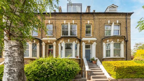 This Kentish Town property is available through Dexters.