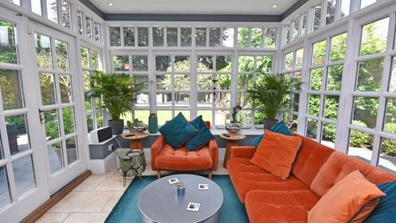 An interior at the house in Vermont Crescent, Ipswich, which is on the market with Fine & Country for £975,000