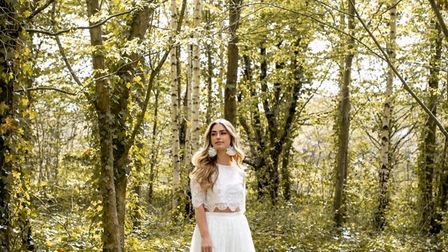 Ivy and Gold Bridal is a sustainable bridal shop in Hemingford Grey.