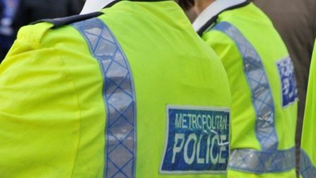 Hackney police officers have been granted a dispersal order. Picture: Met Police