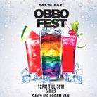 Obbo Fest will take place on Saturday.