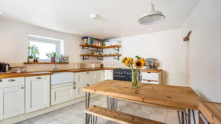 Three bed cottage in Ottery St Mary