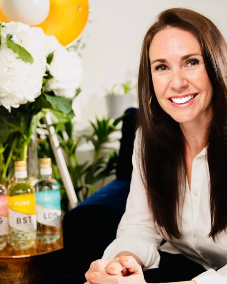 Steyning-based G&H Spirits was founded byKatie Overton-Hart