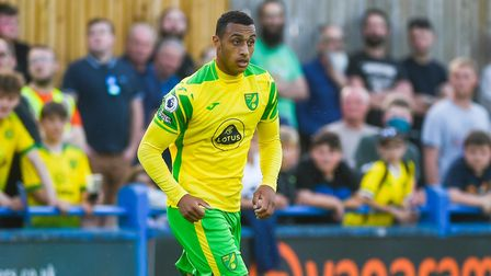 Adam Idah was on target again for Norwich City against Huddersfield Town