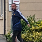 Suffolk police are looking for a man after a woman has been verbally abused in Ipswich.