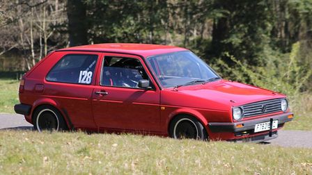 James Hudson - Golf GTi - 2nd in the Wiscombe Park Championship