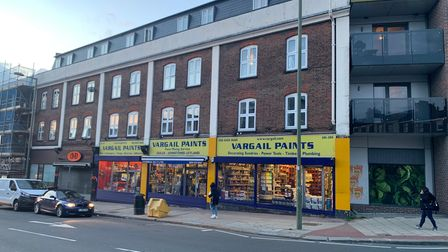 Fabric Flavours, Cricklewood Lane, Finchley Road, Childs Hill, Barnet