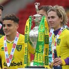 Max Aarons andTodd Cantwell are two of Norwich City's best young talents