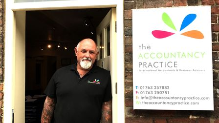 Royston accountantJohn Froggett is set to hold meditation and mindfulness sessions inRoyston Museum.