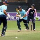 Tom Westley of Essex in batting action during Essex Eagles vs Middlesex, Royal London One-Day Cup Cr