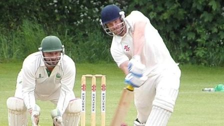 Mitch Want top scored for Cleeve against Lansdown