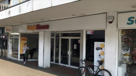 BrightHouse store up for rent in Norwich