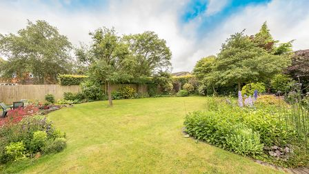 The West Common property boasts landscaped mature gardens.