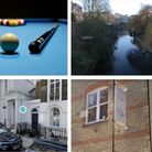 Snooker, a canal trip, a pay and a trip to the museum are all ideas for this weekend.