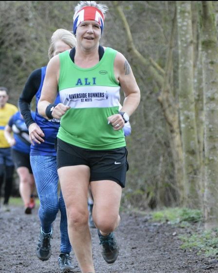 AliWright passed away last year and took part in the Pocket Park Run events.