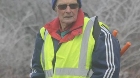 TonyHainsby passed away and was a keen runner from the Pocket Park Race.