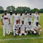 Newham second XI face the camera