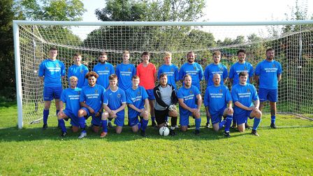 The match was in memory of Kyle Deakin and Hayden Smith
