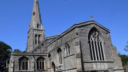 The village church of St John The Baptist dates back to the 13th Century.