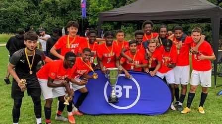 Islington crowned Champions of the 32 London Borough Cup in Hackney