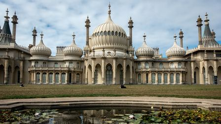 Inspired by Indo-Islamicarchitecture of the Mughal Empire, Brighton Pavilion is one of Sussex's most instagrammble locations