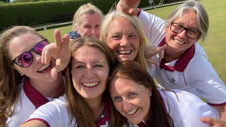 Clockhouse Bowls ladies have qualifiedfor county and national finals